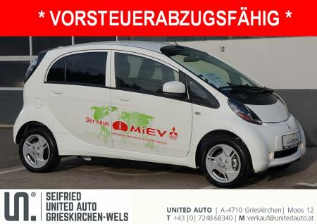 Mitsubishi iMiEV Elektro *VORSTEUERABZUGSFÄHIG* bei BM || Seifried United Auto Grieskirchen Wels in