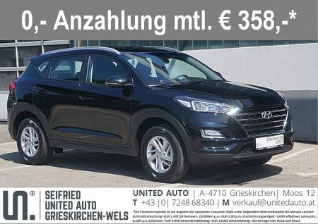 Hyundai Tucson 1,6 GDI Level 3 *NEUES MODELL* bei BM || Seifried United Auto Grieskirchen Wels in