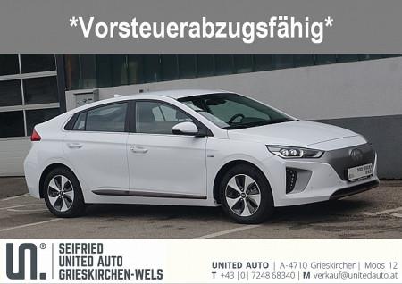 Hyundai Ioniq Elektro Style *P3-5/O3-7* bei BM || Seifried United Auto Grieskirchen Wels in