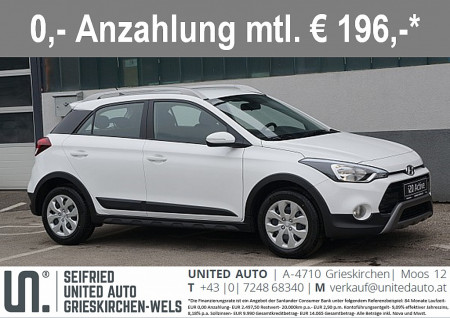 Hyundai i20 Active 1,4 Life bei BM || Seifried United Auto Grieskirchen Wels in
