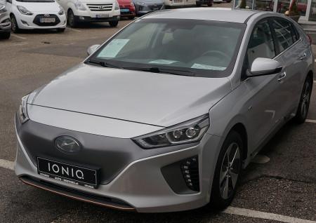 Hyundai Ioniq Elektro Style*VORSTEUER ABZUGSFÄHIG* bei BM || Seifried United Auto Grieskirchen Wels in