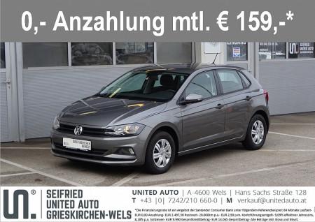 VW Polo 5Türig*Klima*Tempomat*Bluetoot*USB+SD* bei BM || Seifried United Auto Grieskirchen Wels in