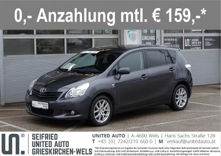 Toyota Verso 2,2 D-CAT 150 Comf*Automatik*Rückfahrk*Sitzheizung bei BM || Seifried United Auto Grieskirchen Wels in
