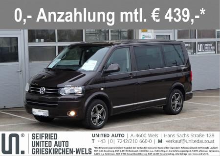 VW Multivan TEAM 2,0 BiTDI 4motion DSG*Allrad*Tot-Winkel Assist*Anhängerk*uvm* bei BM || Seifried United Auto Grieskirchen Wels in