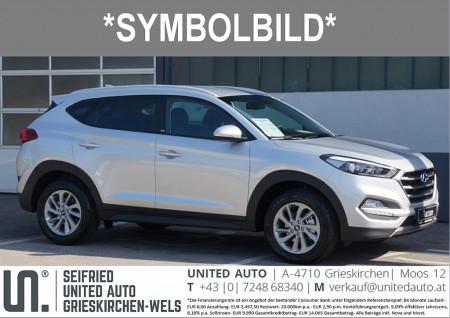Hyundai Tucson 1,7 CRDI GO! bei BM || Seifried United Auto Grieskirchen Wels in