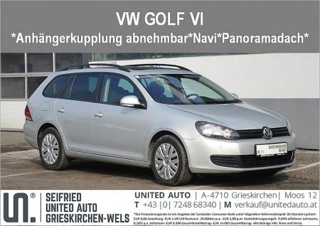 VW Golf Variant Trendline BMT 1,6 TDI DPF*Panoramadach*AHK* NAVI* bei BM || Seifried United Auto Grieskirchen Wels in