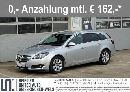 Opel Insignia ST 2,0 CDTI *Navi*Xenon*Anhängerk-schwenkbar*uvm* bei BM || Seifried United Auto Grieskirchen Wels in