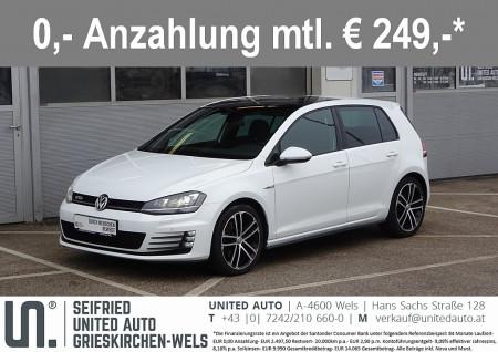 VW Golf GTD 2,0 TDI*Xenon*Panoramad*Anhängerk schwenkb*uvm* bei BM || Seifried United Auto Grieskirchen Wels in