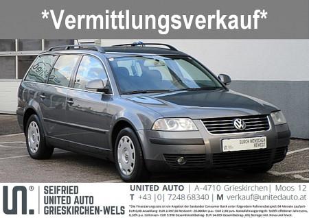 VW Passat GT 1,9 TDI * Vermittlungsverkauf* bei BM || Seifried United Auto Grieskirchen Wels in