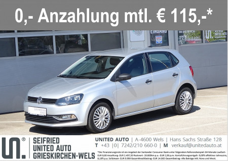 VW Polo TL BMT 1,4 TDI*Navi*Bluetooth*Tempomat*USB* bei BM || Seifried United Auto Grieskirchen Wels in