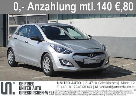 Hyundai i30 1,4 CVVT Europe bei BM || Seifried United Auto Grieskirchen Wels in