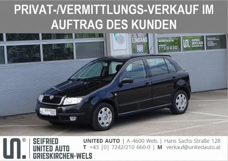 Skoda Fabia Luna 1,9 SDI bei BM || Seifried United Auto Grieskirchen Wels in