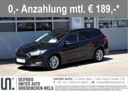 Ford Focus Traveller 2,0 TDCi Tit*Navi*Xenon*Winterpaket*Einparkaut.*uvm* bei BM    Seifried United Auto Grieskirchen Wels in