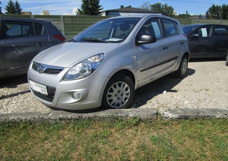 Hyundai i20 1,25 Europe * – WKR Stahl – 1. Besitz – §57a neu – 0 Anzahlung – mtl. ab € 86,-** bei BM    Seifried United Auto Grieskirchen Wels in