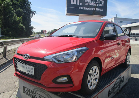Hyundai i20 1,25 Level 1 bei BM || Seifried United Auto Grieskirchen Wels in