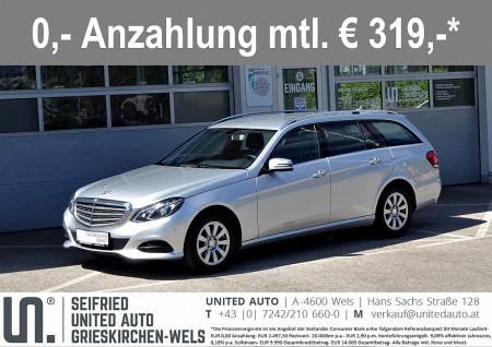 Mercedes-Benz E 250 T BlueTEC Aut.*Navi*LED*Leder*elektr. Heckklappe*Comand Online*uvm* bei BM || Seifried United Auto Grieskirchen Wels in