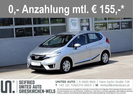 Honda Jazz 1,3i-VTEC Trend*Tempomat*City-Notbremsassistent*uvm* bei BM    Seifried United Auto Grieskirchen Wels in