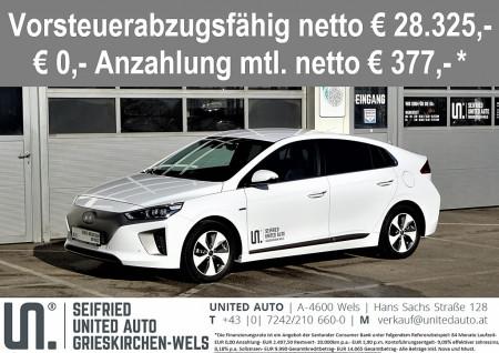 Hyundai Ioniq Elektro Level 4*PROMPT*VOLLAUSSTATTUNG* bei BM || Seifried United Auto Grieskirchen Wels in