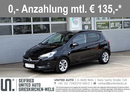 Opel Corsa 1,4 *Mirror Link NAVI*Sitz+Lenkrad-heizung*uvm* Cosmo Start/Stop System bei BM    Seifried United Auto Grieskirchen Wels in
