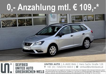 Seat Ibiza ST *Kombi*Klima*8-fach Räder*1,2 TDI CR DPF bei BM || Seifried United Auto Grieskirchen Wels in