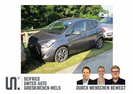 Hyundai iX20 1,6 CVVT Level 3 *Klima*Tempomat*Bluetooth* bei BM || Seifried United Auto Grieskirchen Wels in