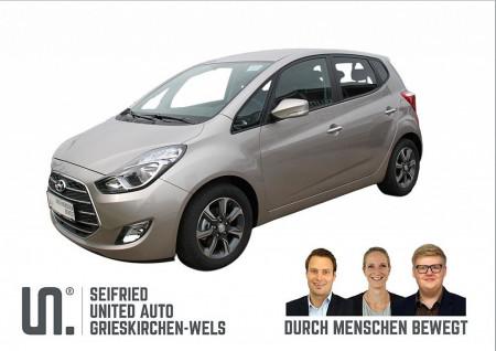 Hyundai iX20 1,6 CVVT Level 3 Automatik bei BM || Seifried United Auto Grieskirchen Wels in