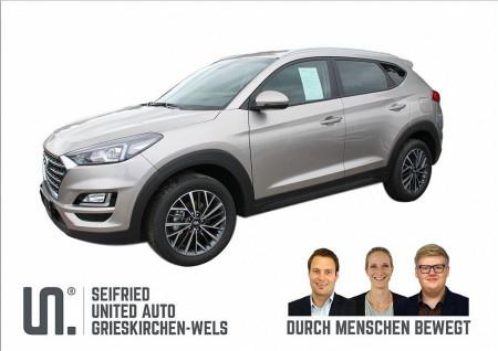 Hyundai Tucson 1,6 GDI Level 3 Plus *Rückfahrkamera*Navi* bei BM || Seifried United Auto Grieskirchen Wels in