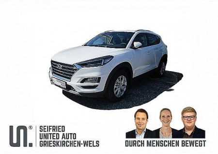 Hyundai Tucson 1,6 T-GDI 4WD Level 4 DCT Aut.*Voll-LED*Navi* bei BM || Seifried United Auto Grieskirchen Wels in