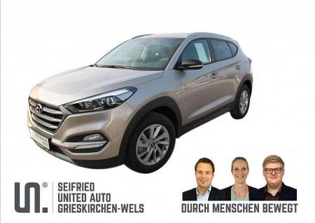 Hyundai Tucson 1,7 CRDI GO! *fixes Navi- kein Handy anstecken* bei BM || Seifried United Auto Grieskirchen Wels in