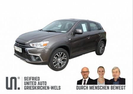 Mitsubishi Eclipse Cross 1,5 TC 4WD Intense+ CVT Aut. bei BM || Seifried United Auto Grieskirchen Wels in