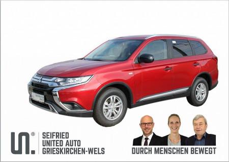 Mitsubishi Outlander 2,0 MIVEC AS&G Sondermodell 40 bei BM || Seifried United Auto Grieskirchen Wels in