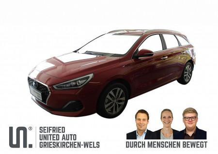 Hyundai i30 CW 1,0 T-GDI Level 4 bei BM || Seifried United Auto Grieskirchen Wels in
