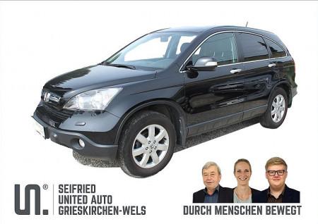 Honda CR-V 2,2i-CTDi Elegance DPF*Navi*8 fach Bereift* bei BM || Seifried United Auto Grieskirchen Wels in