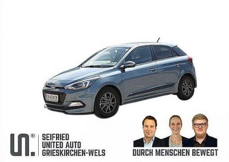 Hyundai i20 1,25 Edition 25 * top gepflegt * 84 PS bei BM    Seifried United Auto Grieskirchen Wels in