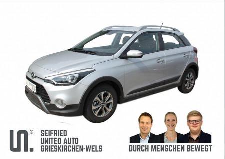 Hyundai i20 Active 1,0 T-GDI Level 3 bei BM || Seifried United Auto Grieskirchen Wels in