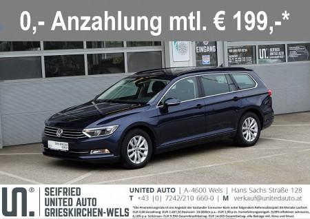 VW Passat Variant CL 2,0 TDI*Navi*ACC*Panoramadach*Massagesitz*uvm. bei BM || Seifried United Auto Grieskirchen Wels in
