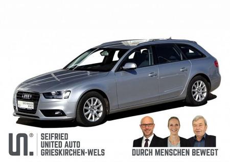 Audi A4 Avant 2,0 TDI Ultra*Sportfahrw*Navi*elektr. Heckklappe*uvm bei BM || Seifried United Auto Grieskirchen Wels in