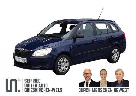 Skoda Fabia Combi Classic Cl. 1,2 TSI DSG*Automatik*Klima*uvm* bei BM || Seifried United Auto Grieskirchen Wels in