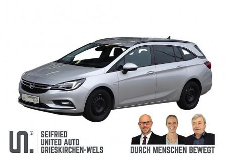 Opel Astra ST 1,6 CDTI Edition St./St. *8-fach Bereift*Navi*Sitzheizung** bei BM || Seifried United Auto Grieskirchen Wels in