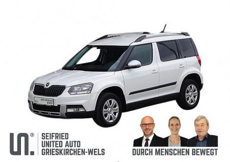 Skoda Yeti Outdoor AC 2,0 TDI *Navi*Bluetooth*Sitzheizung*uvm* bei BM || Seifried United Auto Grieskirchen Wels in
