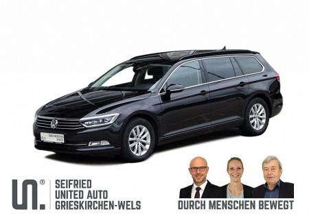 VW Passat Variant CL 1,6 TDI*Navi*LED*Anhängerk*App Connnect*uvm* bei BM || Seifried United Auto Grieskirchen Wels in