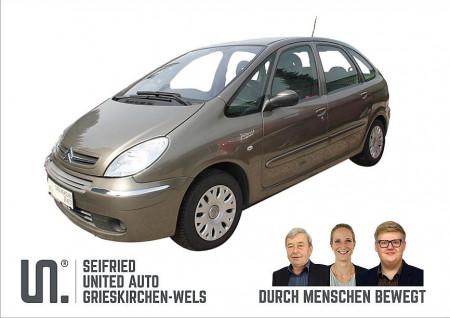 Citroën Xsara Picasso 1,6i emotion *Vermittlungsverkauf* bei BM || Seifried United Auto Grieskirchen Wels in