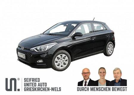 Hyundai i20 1,25 Level 2 – 75 PS *nur €119,- mtl.* bei BM || Seifried United Auto Grieskirchen Wels in