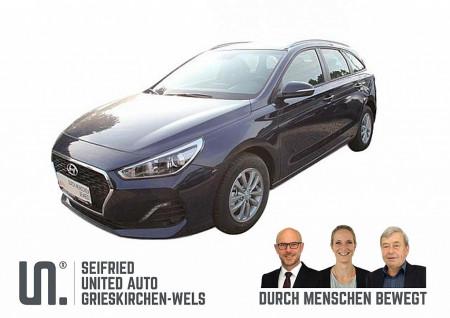 Hyundai i30 CW 1,4 MPI Level 3 *Winterpaket * Alu* bei BM || Seifried United Auto Grieskirchen Wels in