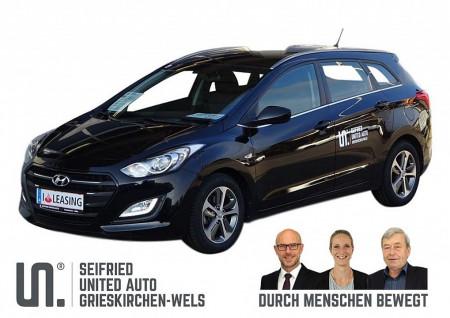 Hyundai i30 CW 1,4 CRDi Comf+PDC*SITZ-LENKRAD-HEIZUNG*KURVENLICHT*UVM.!* Comfort bei BM || Seifried United Auto Grieskirchen Wels in