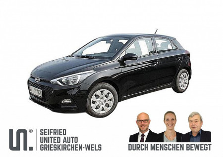 Hyundai i20 1,25 Level 2 – 84 PS bei BM || Seifried United Auto Grieskirchen Wels in