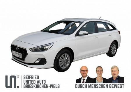 Hyundai i30 CW 1,4 MPI Level 3 Click inkl. Alu Winterräder bei BM || Seifried United Auto Grieskirchen Wels in