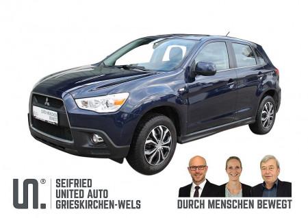 Mitsubishi ASX 1,6 Invite *8-fach bereift* bei BM || Seifried United Auto Grieskirchen Wels in
