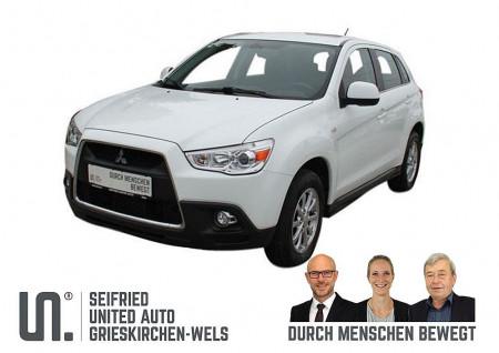 Mitsubishi ASX 1,8 DI-D Invite *Bastlerauto*Allrad* bei BM || Seifried United Auto Grieskirchen Wels in