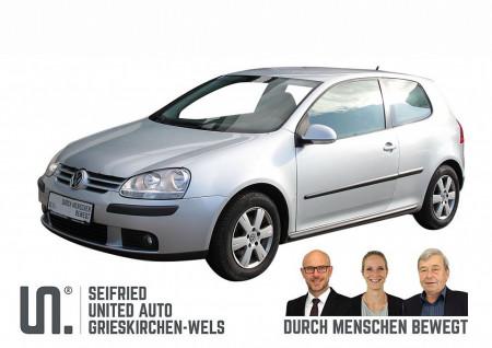 VW Golf Comfortline 1,9 TDI DPF DSG*8-fach bereift* bei BM || Seifried United Auto Grieskirchen Wels in